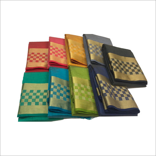 Indian Wedding Silk Saree