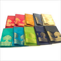 Fancy Wedding Silk Saree