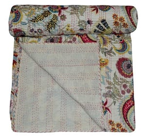 Screen Printed Quilts