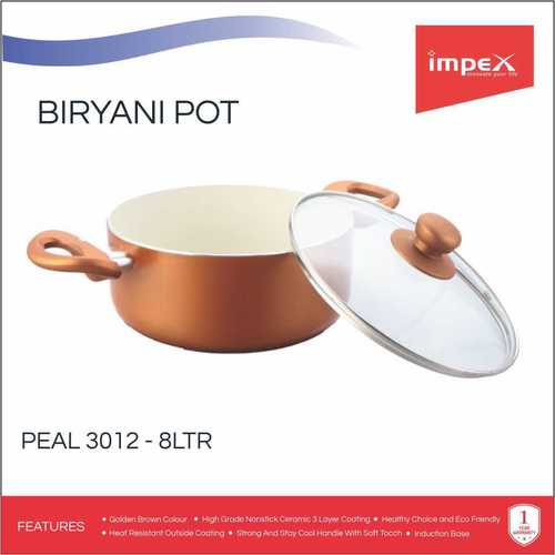 IMPEX Biryani Pot 8 Ltr (PEARL 3012)