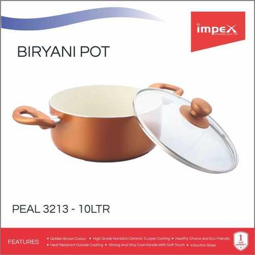 IMPEX Biryani Pot 10 Ltr (PEARL 3213)