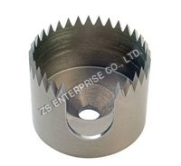 Serrated hole puncher/Serrated hole punch