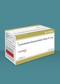 Levocetirizine Dihydrochloride Tablets Ip 5g