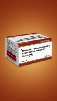 Meprimet - M1 Tablets