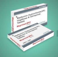 Meprimet-MV2 Tablets