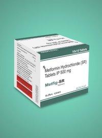 Metfig-SR Tablets