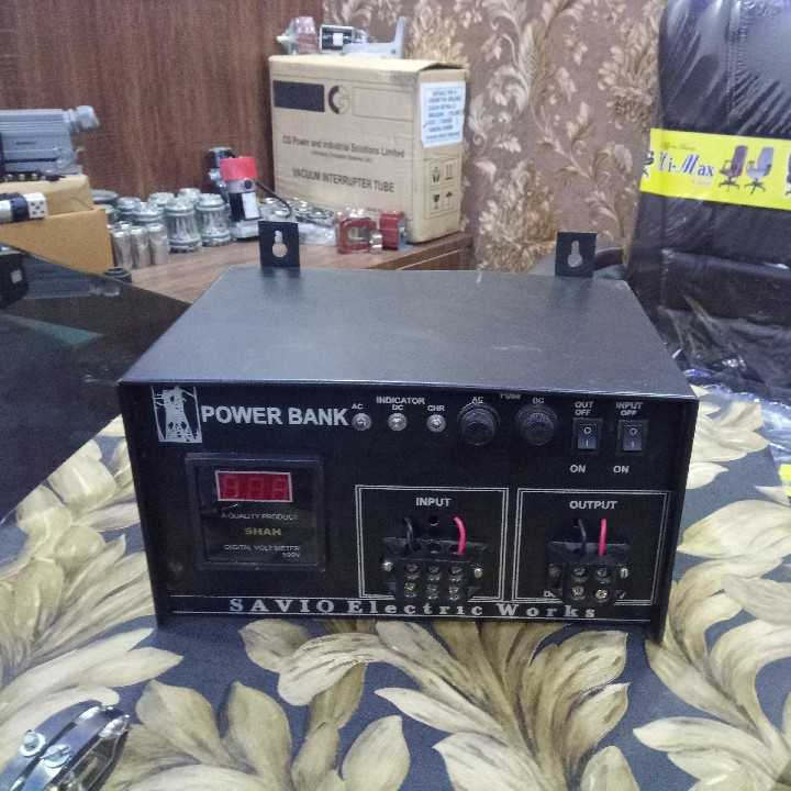 Power pack 24 volts with battery wala power pack