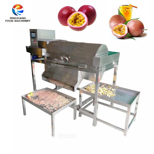 Industrial Automatic Pomegranate Seed Separating Machine Passion fruit Seeding Pulping Machine
