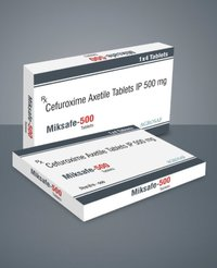 Miksafe- 500 Tablets