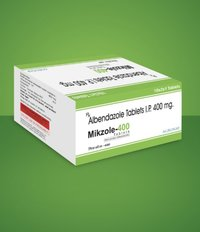 Albendazole Tablets ip 400 mg