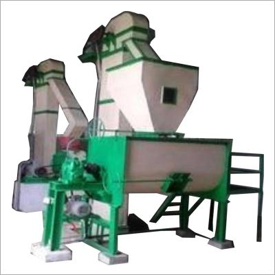 Semi Automatic Fertilizer Machine