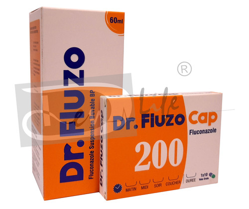 Fluconazole Oral Suspension 50mg/5ml