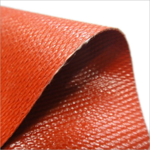 Silicone Rubber Coated Fiberglass Cloth