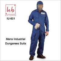 Mens Industrial Dungarees Suits