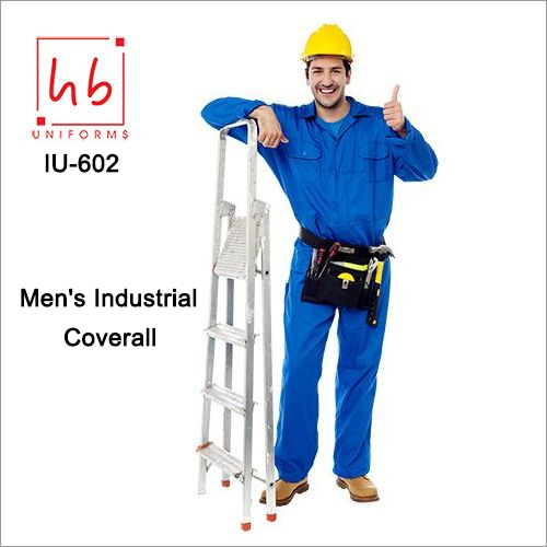 Men's Industrial Coverall