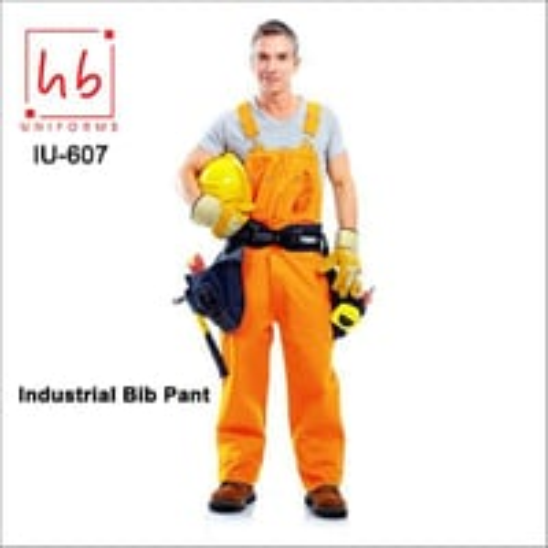 Industrial Bib Pant