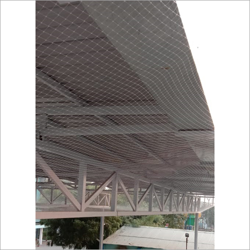 Nylon Anti Bird Net Installation Services