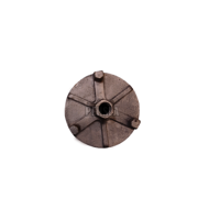 Construction Formwork Accessories Anchor Nut Three Wings