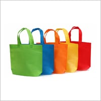 Non Woven Loop Handle Carry Bag