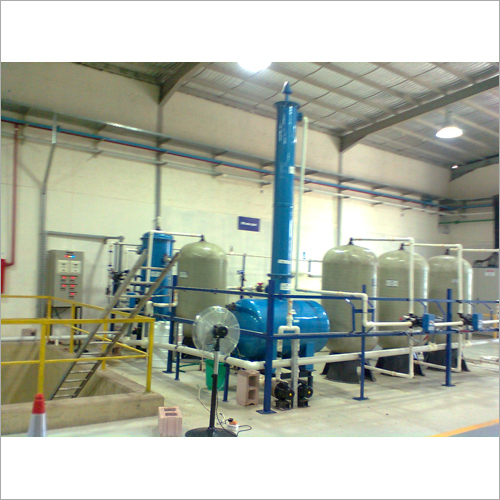 DM Plant Demineralization Plant