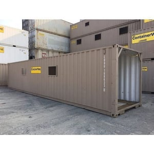 Railway Container Fabrication Service