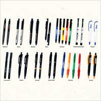 Logo Print French Ball Pen