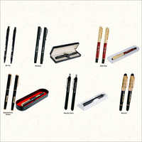 Corporate Gifting Metal And Wooden Pen