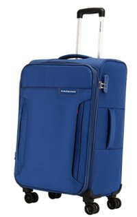 KAMILIANT BY AMERICAN TOURISTER KAM VEGA 68 BLUE LUGGAGE BAGS