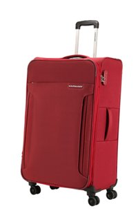 KAMILIANT BY AMERICAN TOURISTER KAM VEGA 55 RED LUGGAGE BAGS