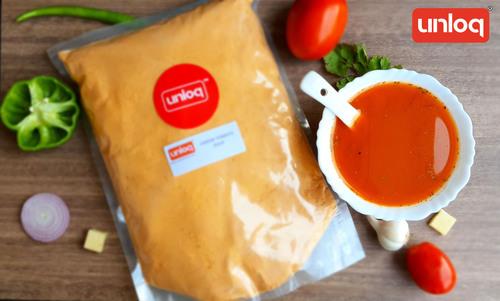Instant Cheesy Tomato Soup
