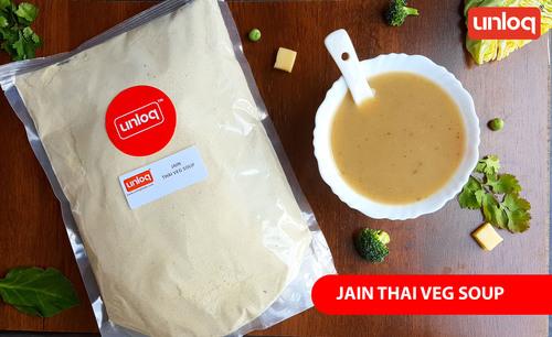 Jain Instant Thai Veg Soup