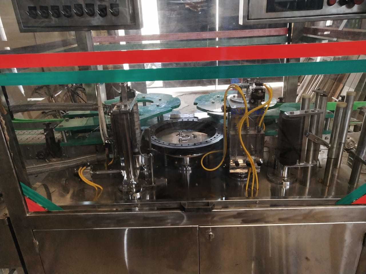 Bopp Labelling Machine