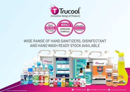 Trucool Hand Sanitiser (Hand Rub)
