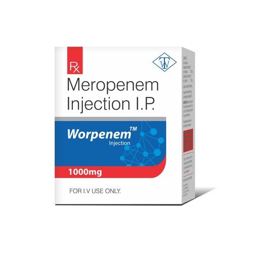 Truworth Worpenem (Meropenem Injection)