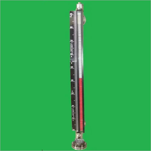 Bi - Color ROLLER Level Gauge