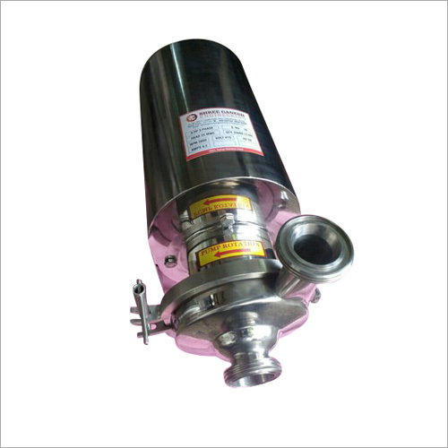 5 HP Centrifugal Milk Pump
