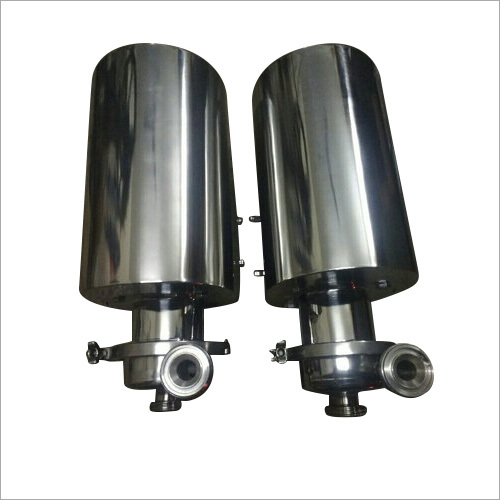 2 HP Stainless Steel Milk Pump