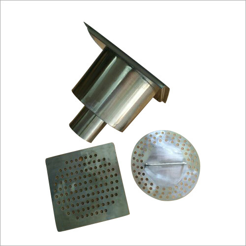 Stainless Steel 316 Amul Drain Trap