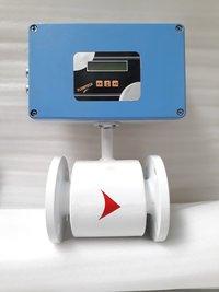 Slurries & Pastes Flow Meter