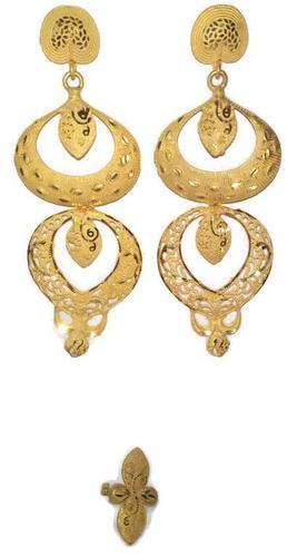 Earring & Rings