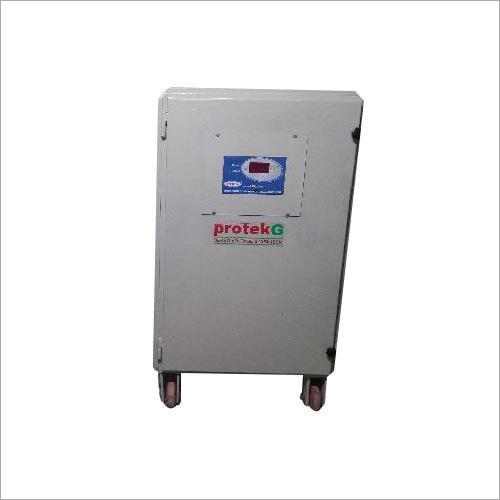 Single Phase Servo Voltage Stabilizer