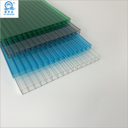 Roofing Polycarbonate Hollow Sheet