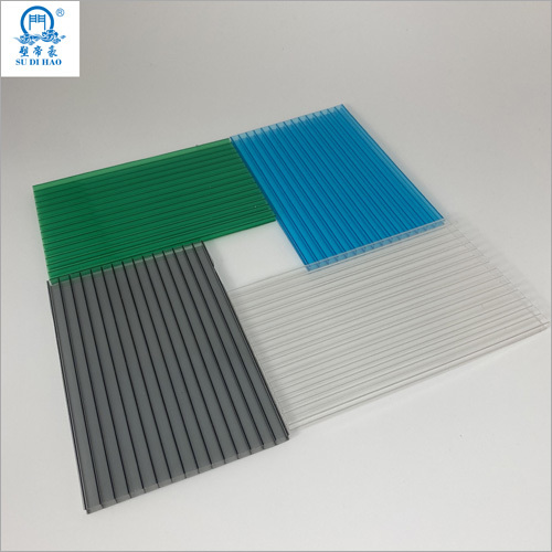 Skylight Plastic Polycarbonate Hollow Sheet