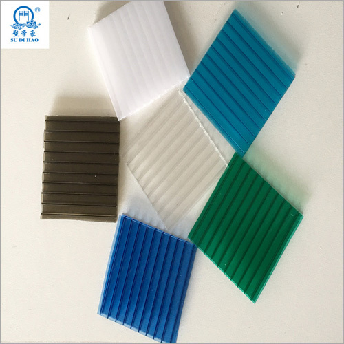 Sunshine Polycarbonate Hollow Sheet
