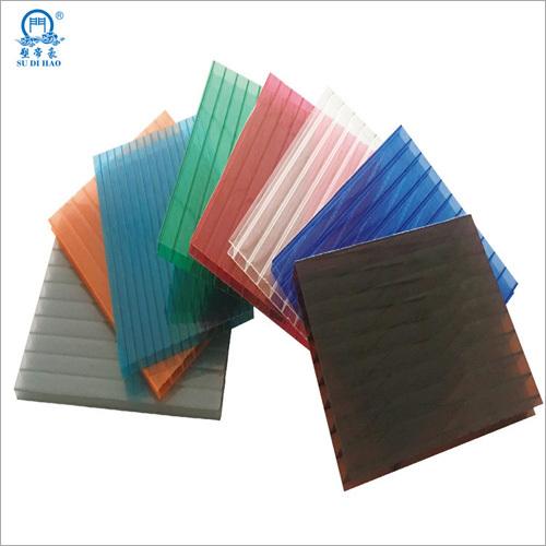 Anti-UV Public Construction Polycarbonate Hollow Sheet