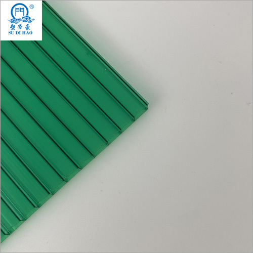 Anti-UV Public Construction Polycarbonate Hollow Sheet