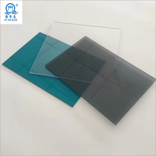 Construction Building Polycarbonate Solid Sheet