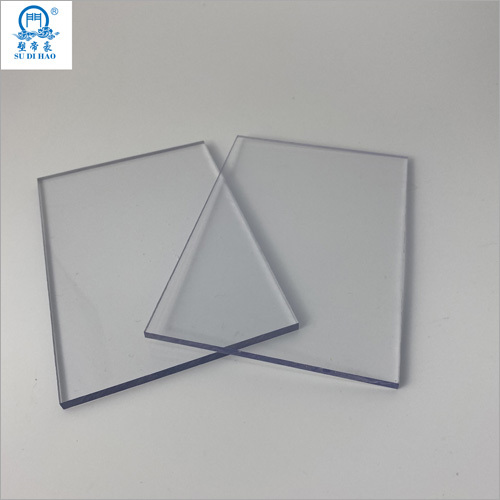 Plastic Clear Polycarbonate Solid Sheet