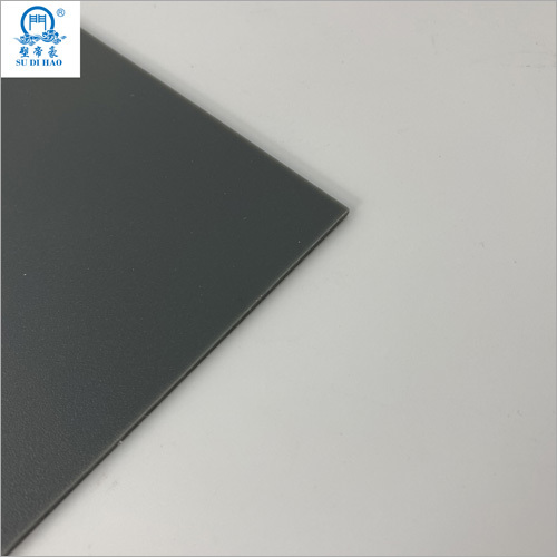 UV Blocking 4mm Solid Polycarbonate Solid Sheet