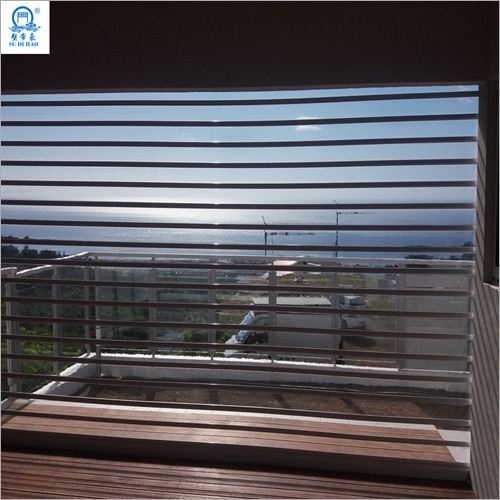 Polycarbonate Transparent PC Slat Security Rolling Shutter Door